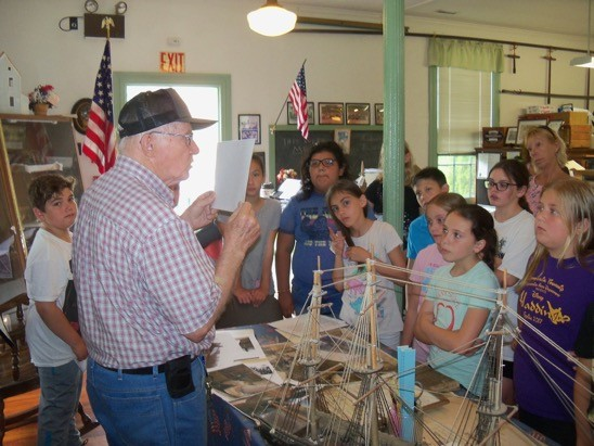 4th grade social studies visit museum